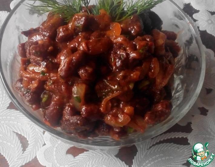 Как приготовить лобио из фасоли: рецепт приготовления с простой пошаговой инструкцией