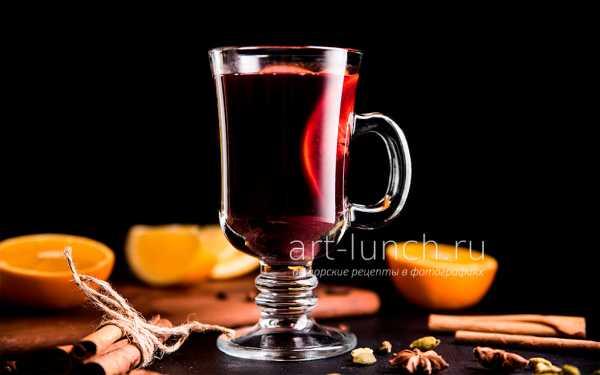 Ирландский горячий имбирный напиток для зимних посиделок