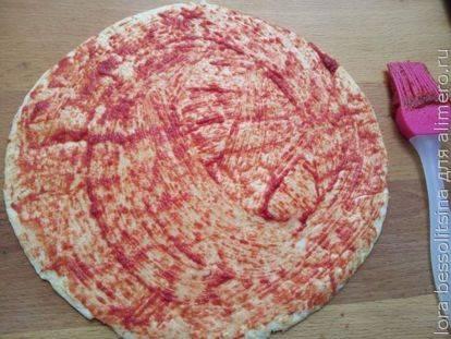 Пицца ...что делаю не так? - запись пользователя zarema (zari4ka) в сообществе кулинарное сообщество в категории пицца - babyblog.ru