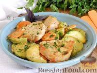 Готовим филе индейки в духовке с овощами разными способами