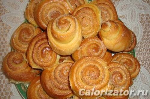 Скороспелые булочки