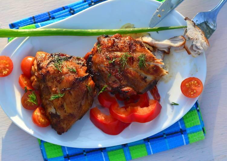 Куриные бедра на сковороде: как правильно и вкусно пожарить бедрышки