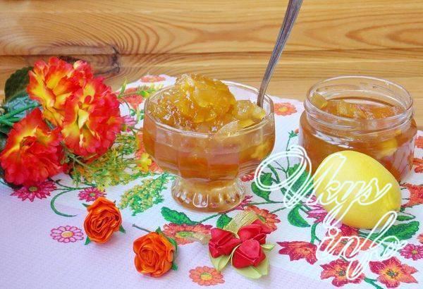 Варенье из арбузных корок: 7 летних рецептов  