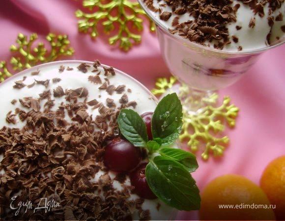 Десерт из чернослива