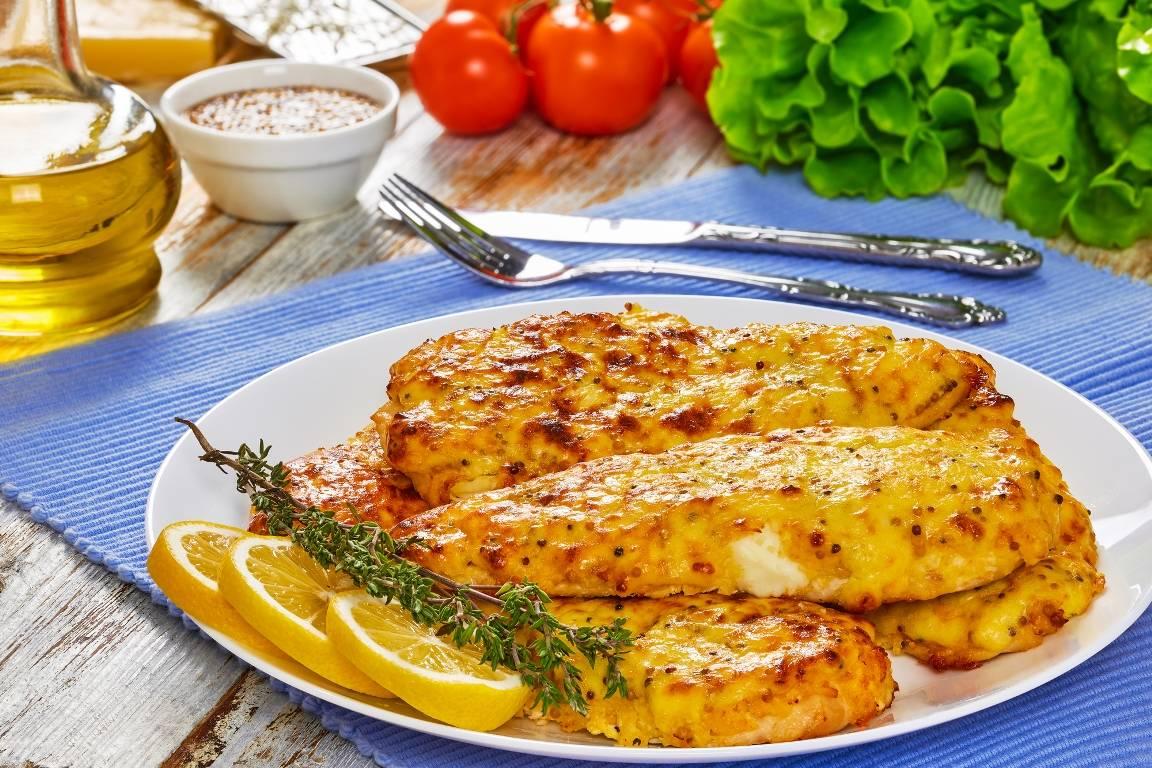 Курица в медово-горчичном соусе. пошаговый рецепт с фото • кушать нет