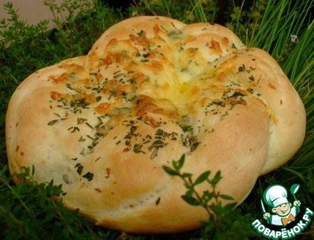 Тыквенный хлеб с чесноком и розмарином - рецепт с фотографиями - patee. рецепты