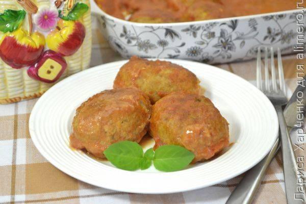 Рецепт ленивых голубцов в духовке - 7 пошаговых фото в рецепте