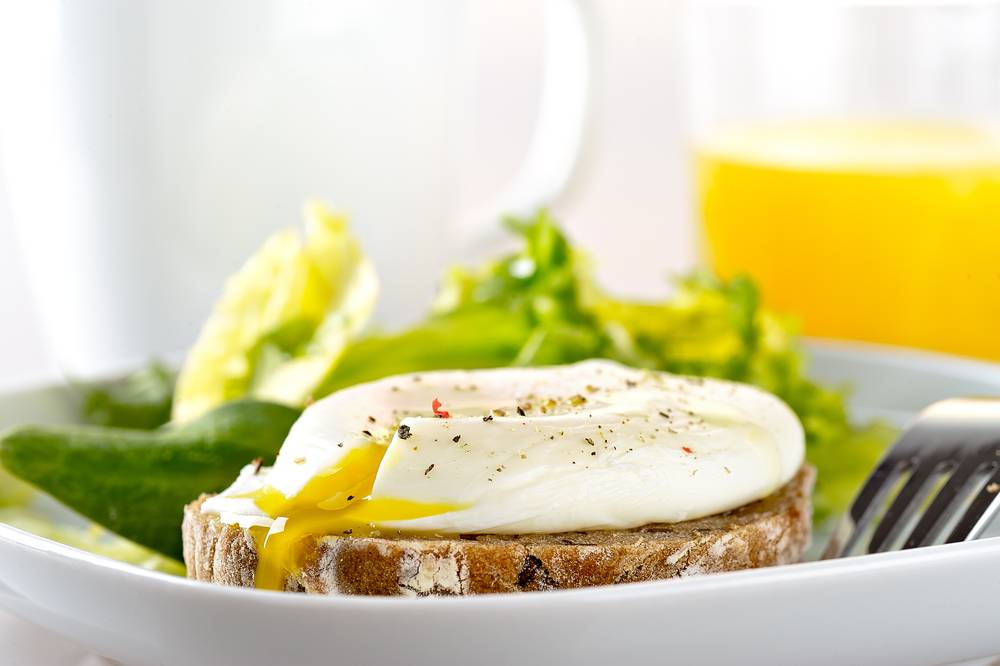 Яйца бенедикт. рецепт идеального французского завтрака