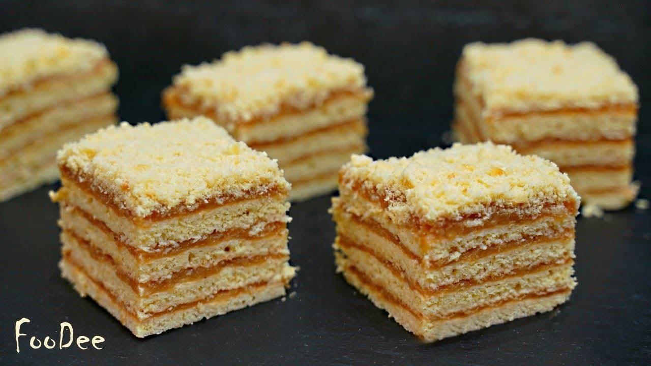Идеальное песочное тесто для быстрой выпечки