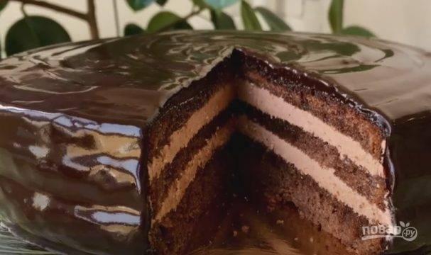 """Торт """"новая прага"""""""