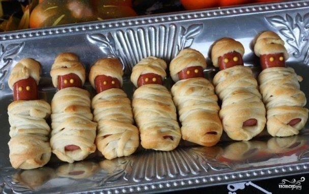 Хэллоуин приготовление к празднику. блюда на хэллоуин – рецепты с фото