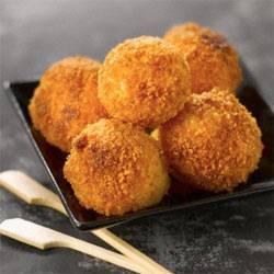 Крокеты картофельные, рецепт с фото пошагово