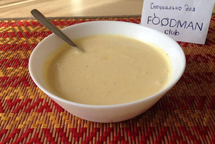 Cоус из йогурта - быстро и вкусно