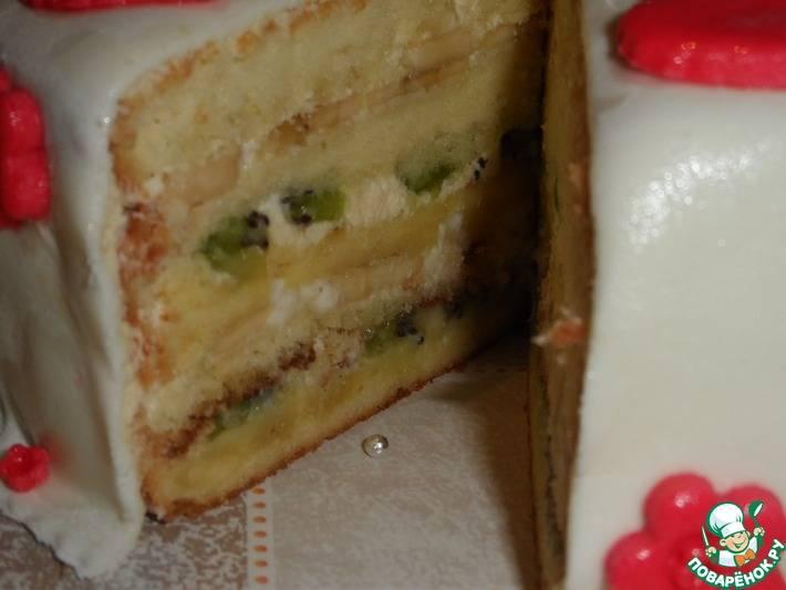 Арахисовый торт с кремом из арахисовой пасты рецепт | гранд кулинар