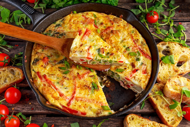 Итальянская фриттата: 10 рецептов к завтраку  
