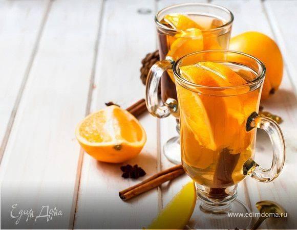 Полезные чаи и напитки