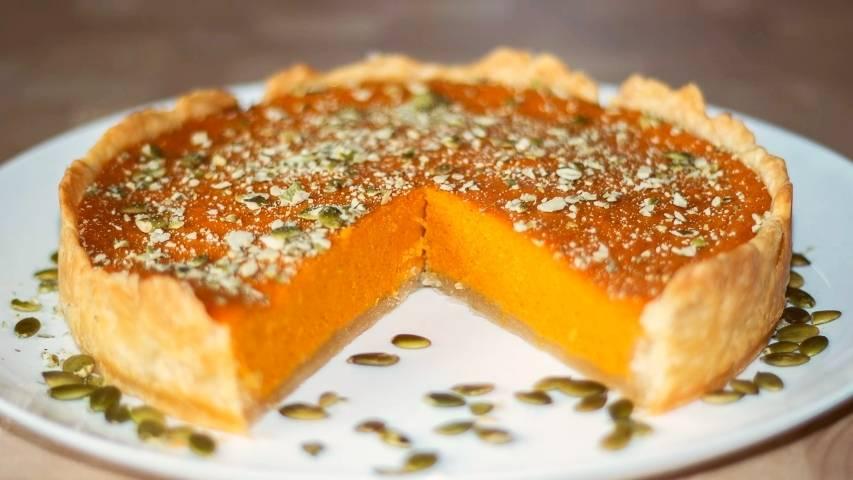 Сладкие десерты из тыквы