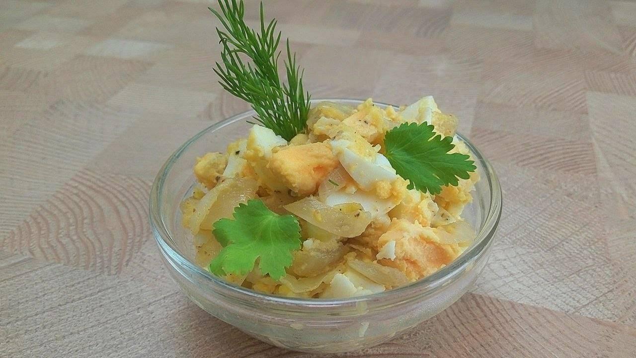 Болтунья яичница  как приготовить перемешанный омлет