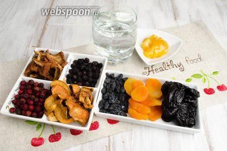 Узвар – рецепт приготовления в домашних условиях