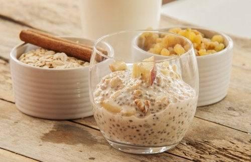 Ленивая овсянка в банке: здоровый быстрый завтрак без готовки - статейный холдинг