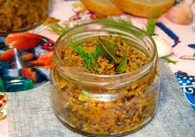 Как приготовить икру из грибов на зиму: домашние рецепты