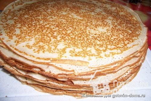 Ажурные блины на кефире – тонкие, с дырочками: 6 рецептов пошагового приготовления с фото