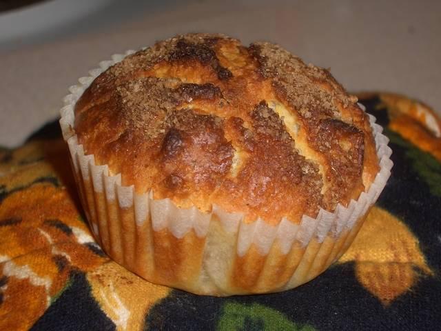Яблочные маффины к завтраку: рецепты приготовления