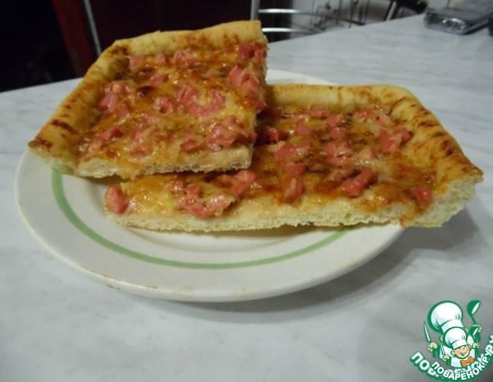 Тесто для пиццы в хлебопечке – 7 рецептов
