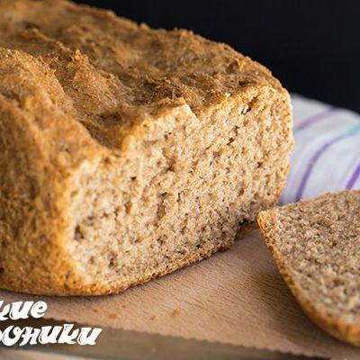 Цельнозерновой хлеб с орехами и семечками