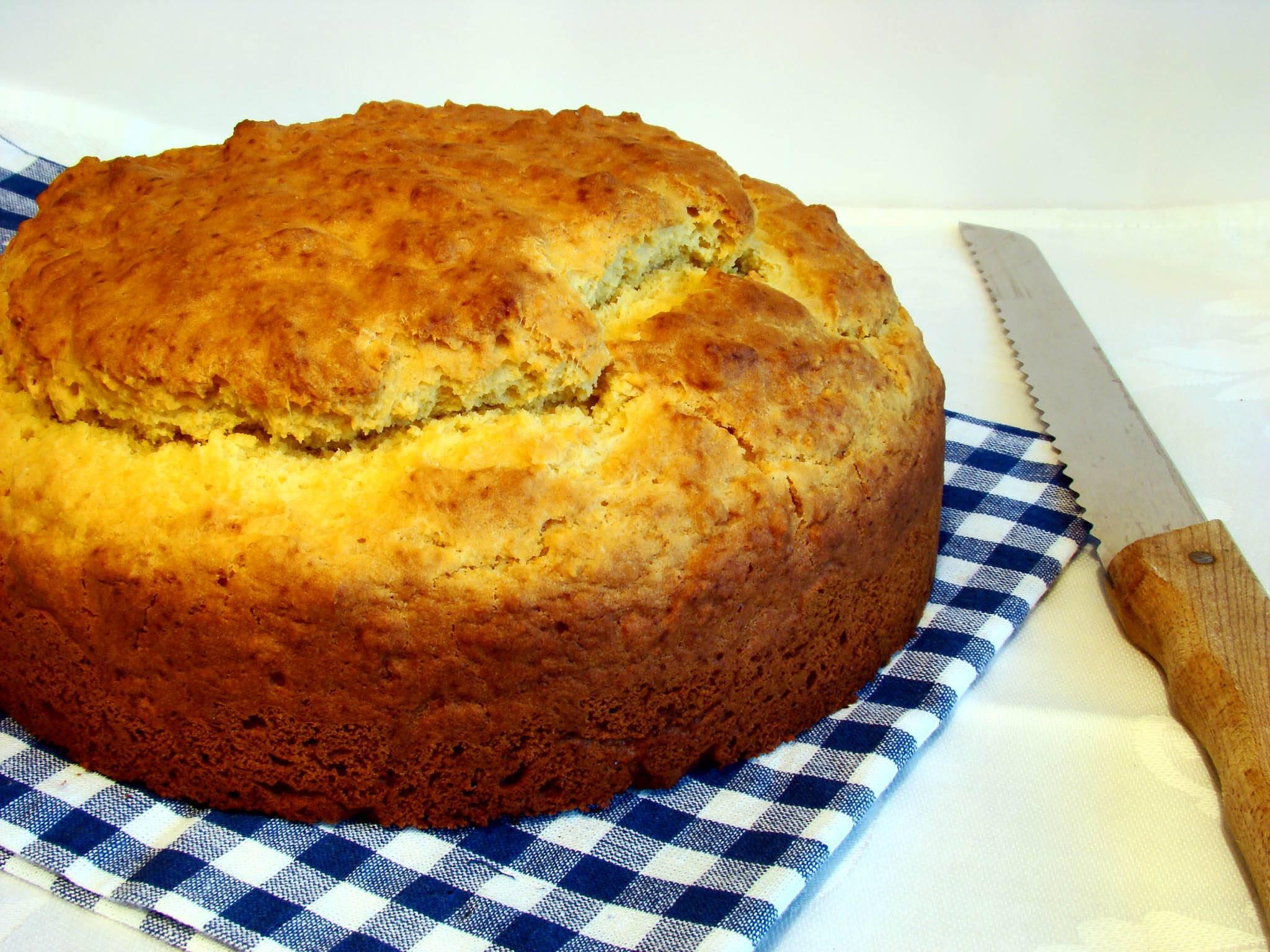 Вкусный и полезный хлеб без дрожжей: готовим сами в духовке