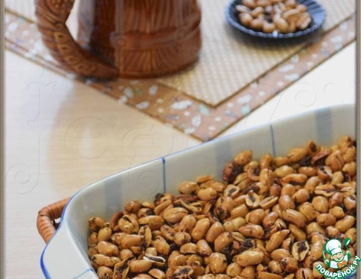 Орешки со сгущенкой— классический рецепт в орешнице