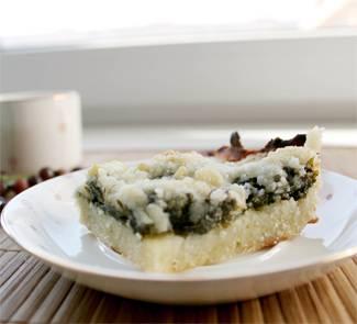 Пирог со щавелем – рецепт сладкой выпечки