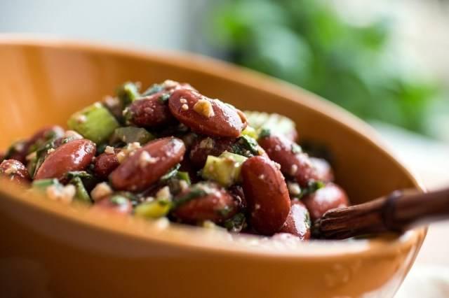Лобио из красной фасоли – классический грузинский рецепт