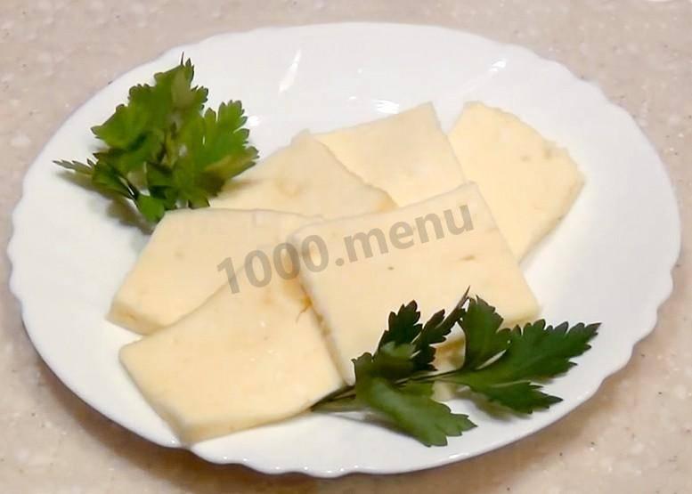 Рецепт домашнего сыра из молока и сметаны - 12 пошаговых фото в рецепте