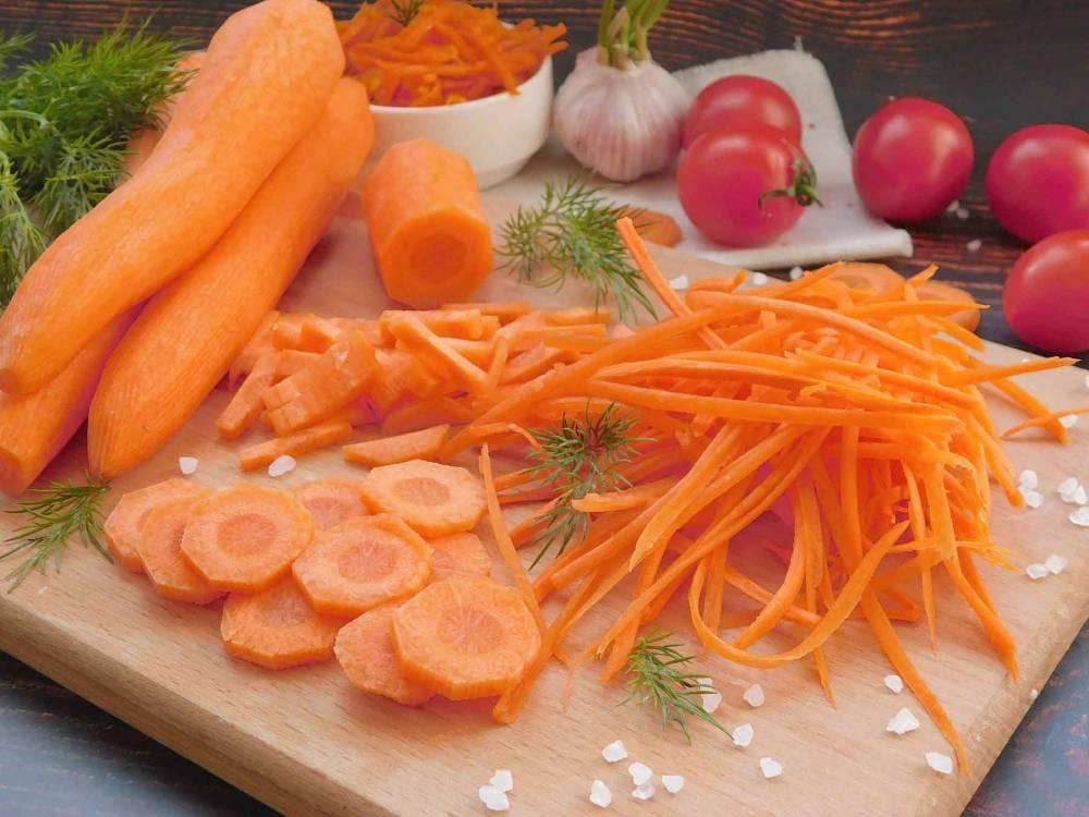 Морковные котлеты – вкусные блюда вегетарианской кухни