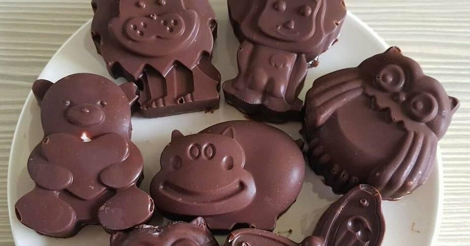 Глазированные творожные сырки в шоколаде, рецепт с фото