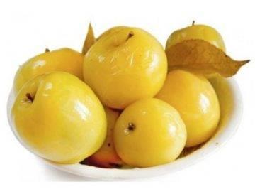Рецепт моченых яблок в домашних условиях: рецепт с фото пошагово