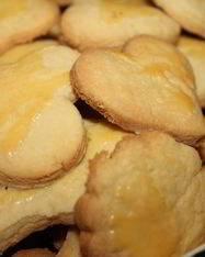 Слоеное печенье с сахаром (домашний рецепт)