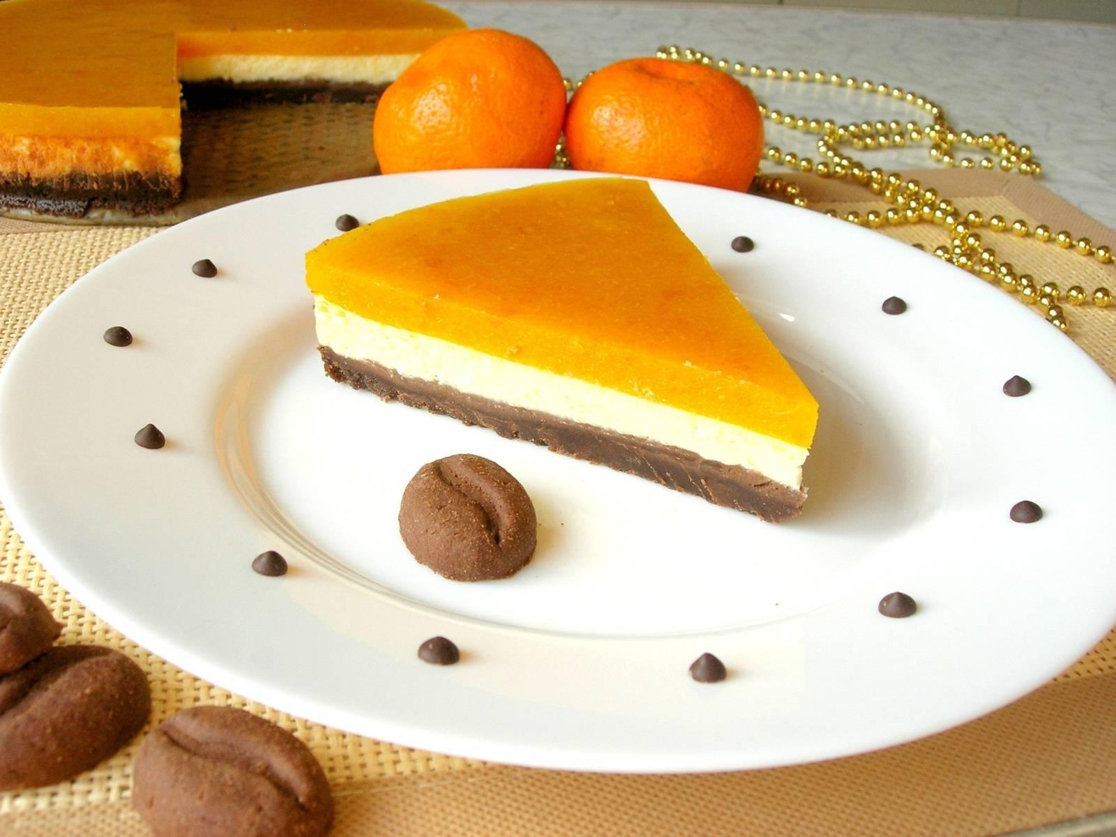 Чудесный праздничный десерт на скорую руку - йогуртовый торт с бананом без выпечки