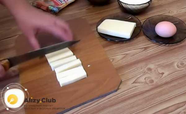 Рецепты приготовления сырных палочек с разными добавками