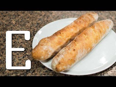 Французские багеты