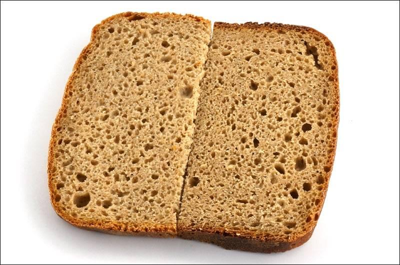Дарницкий хлеб в хлебопечке, рецепт с фото