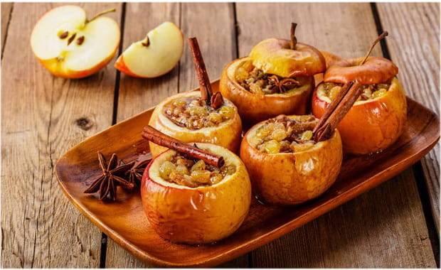 Яблоки в тесте, рецепт с фото яблок в тесте