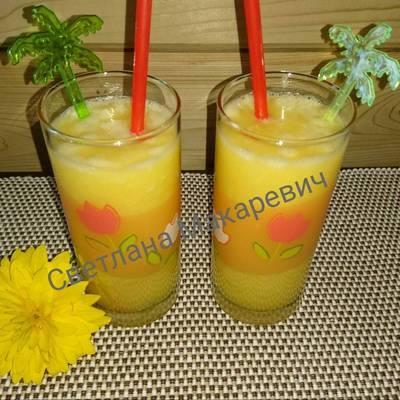 Легкий витаминный коктейль   страна мастеров