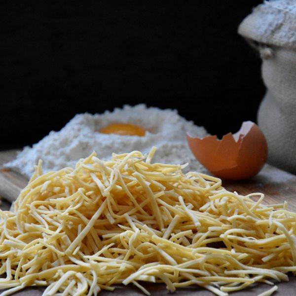 Суп с яичной лапшой - 8 рецептов с фото, на курином бульоне, с овощами
