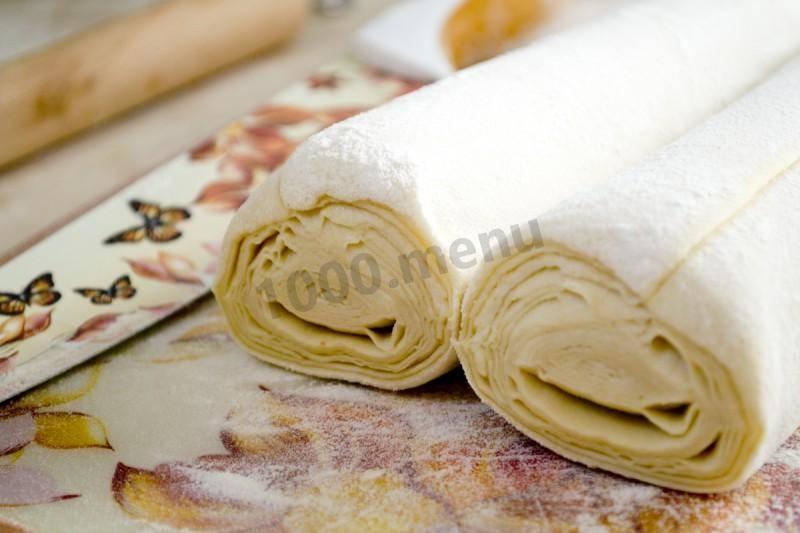 Как приготовить слоёное тесто для самсы