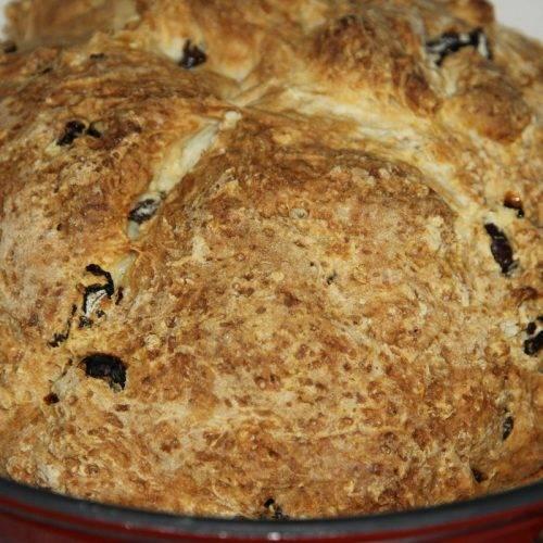 Традиционный ирландский хлеб — пошаговый рецепт интересной выпечки с фото