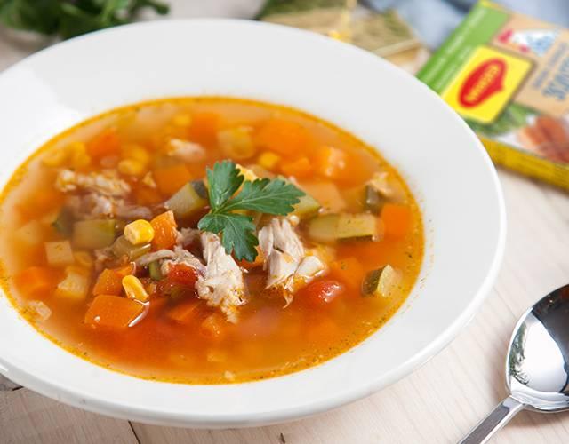 Суп из куриных крылышек - пошаговый рецепт с фото |  первые блюда