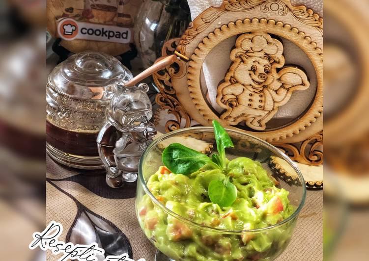 Соус гуакамоле рецепт классический