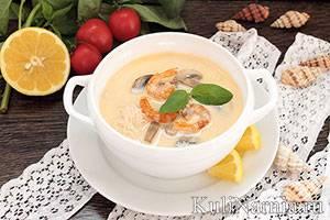 Волшебный супчик том ям. рецепты тайской кухни.